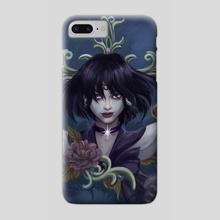 Sailor Saturn - Phone Case by mira_ yara