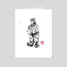 alf entire - Art Card by philippe imbert