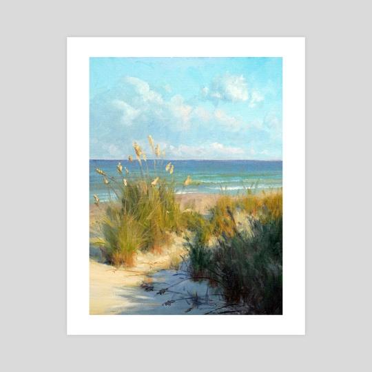Sea Oats by Armand Cabrera