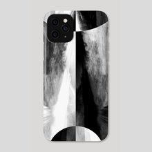There is Only One Way. No.1 - Phone Case by d Cosmos