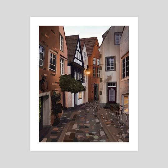 Bremen, Germany by Jean-Ellis Gbessia