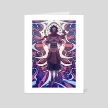 Spirit - Art Card by Breana Melvin