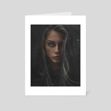 Gray - Art Card by Andy Art