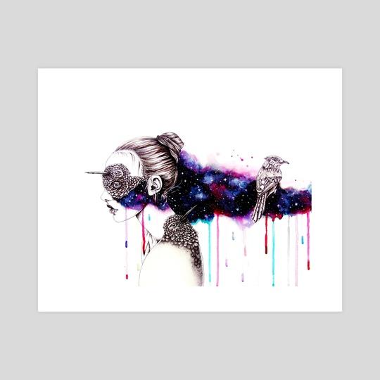 She Bird by Daniela Ciolan