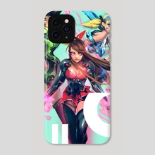 Power Puff Girls - Phone Case by Ross Tran
