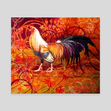 Cubalaya Phoenix - Canvas by birds