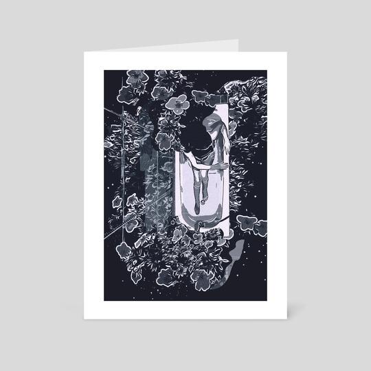 Private garden by Lorini Art