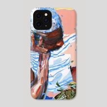 into endless river - Phone Case by James Lee Chiahan