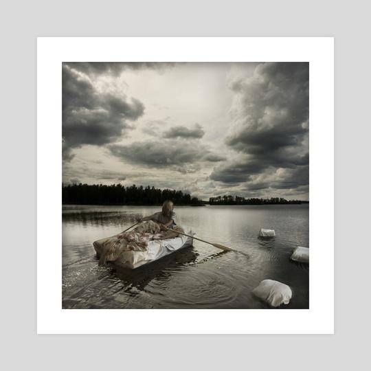 Wet dreams by Erik Johansson