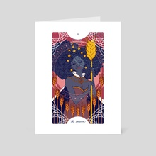 III - The Empress - Art Card by Trungles