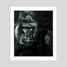Power of moment - Art Print by CUBINsART Art