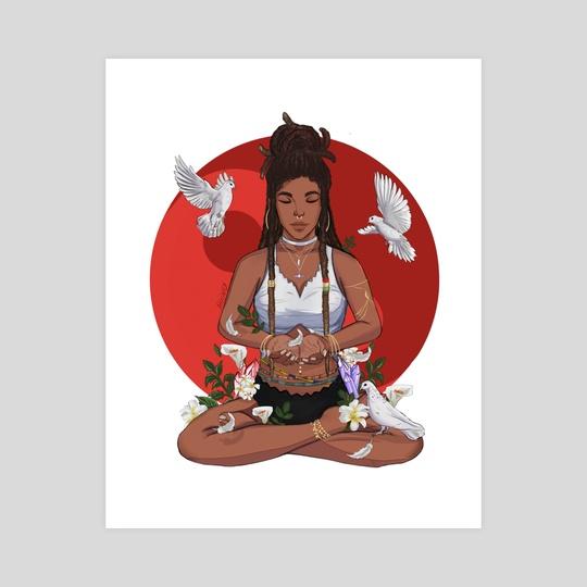 Eve's Peace by David Djoco