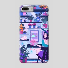 Magical Garden - Phone Case by Lisa Buijteweg