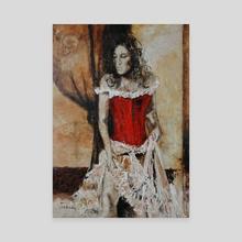 SPANISH DANCER - Canvas by Joarez  Filho