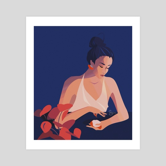 Clementine by Sophia Deng