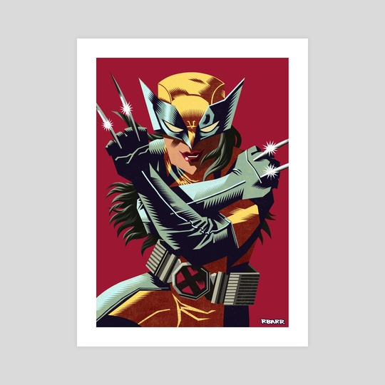 Wolverine by Ryan Barr