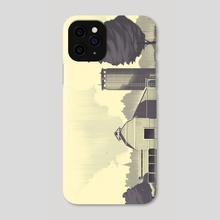 The Farm 2 - Phone Case by Brian Miller