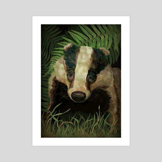 Badger by Carl Conway