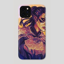 Scorched - Phone Case by Carusti