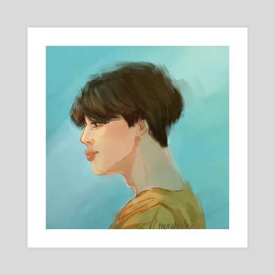 jimin by Meredith Quin