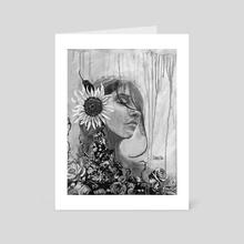 Something New - Art Card by Saretta