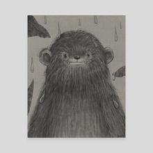 Sasquatch  - Canvas by Alma