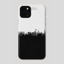 Ajman - Phone Case by Deniz Akerman