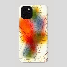 Angelic Haze - Phone Case by Barbara Storey