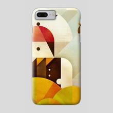 Birdman - Phone Case by Antony Squizzato