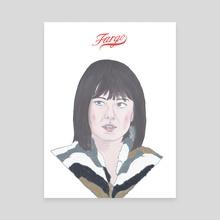 Nikki Swango - Canvas by Ferran Sirvent