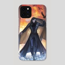 Death - Phone Case by Noa Ikeda
