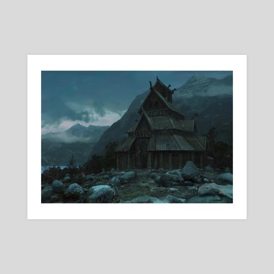 Northern Land by Tomáš Honz