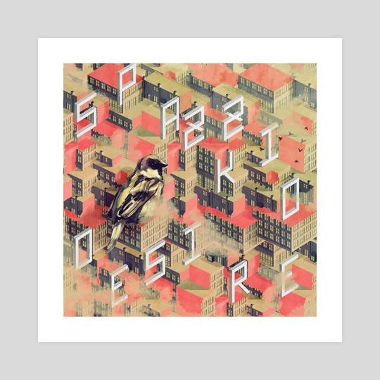 City Bird by Corey Brickley