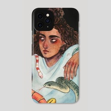 With Friends - Phone Case by Bella Quinn