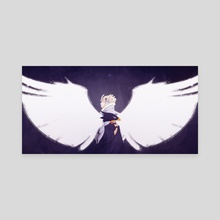 Wings - Canvas by Frame25lab