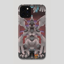Seeker of the Ideals - Phone Case by Nicole Castanheira