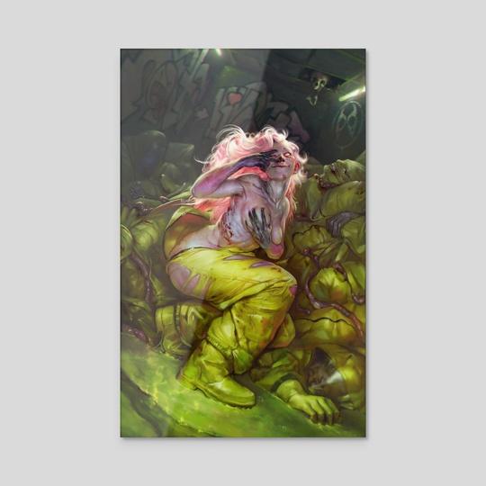 La Morte Vivante by Peter (Apterus) Polach