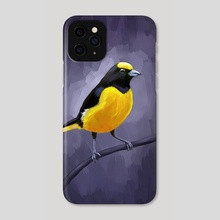 Euphonia - Phone Case by Indré Bankauskaité
