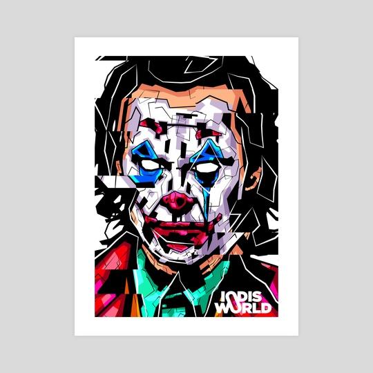 Joker  by Daniel Murdoch