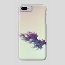Fractal_03 - Phone Case by Tamás Mélykuti