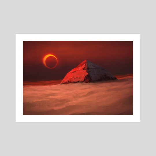 Eclipse by Lukasz Jaskolski