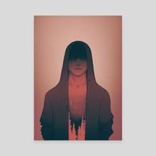 Forest - Canvas by Daniel Garcia