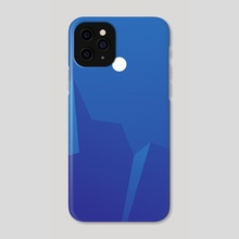 Blue Mountain - Phone Case by DVSC