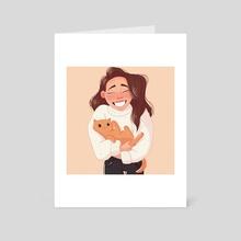 True Love - Art Card by Marley Inksetter