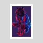 Inner Animal 1 - Art Print by Kevin Kabengele