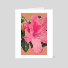 Azalea - Art Card by Soresk