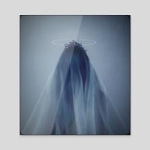 Looking to Heaven - Acrylic by 🌩️ n e p h e l o m a n c e r 🌩️