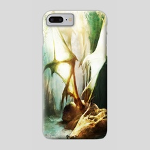 Until the Next Life, Old Friend - Phone Case by Aaron Nakahara