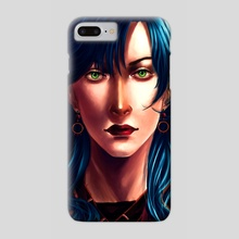 Fantasy - Phone Case by D. Ram