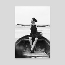 Ballet_1 - Canvas by Duc Dang